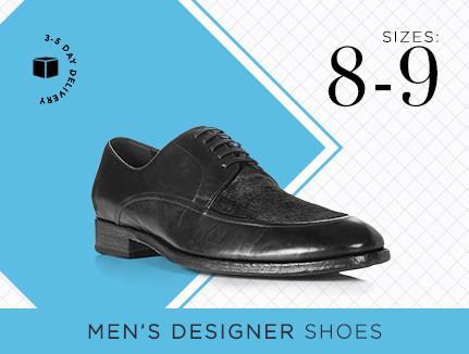 0d0d56c074a205 Discounts from the Men s Designer Shoes 8 - 9 sale