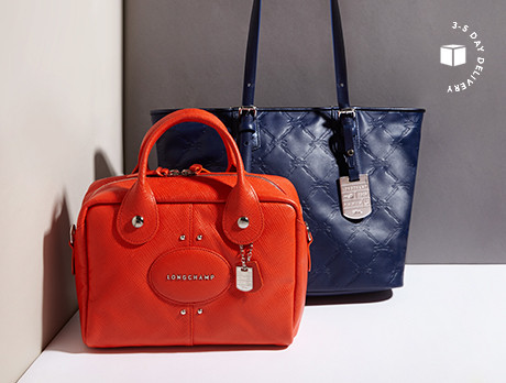 f722baf30e74 Discounts from the Longchamp Handbags sale