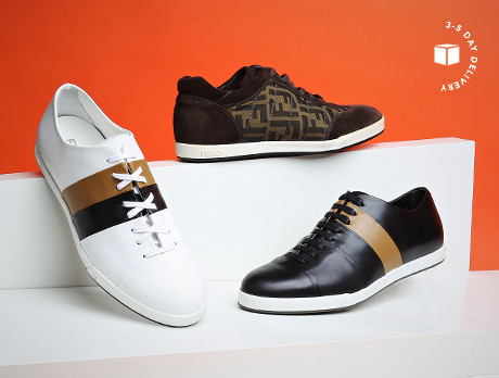 adae3b951d28e1 Discounts from the Fendi Shoes For Men sale