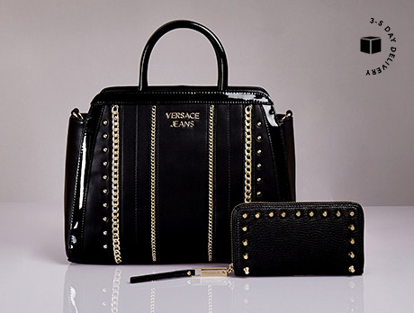 Discounts from the Versace Jeans Handbags sale  8605967f44738