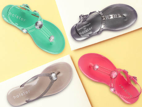 eddf46425 Discounts from the Holster Sandals sale