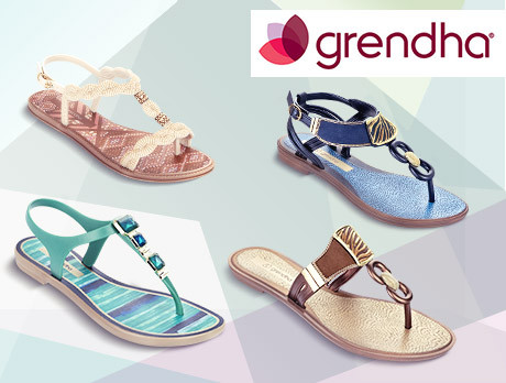 20d2c87cd22 Discounts from the Grendha Sandals £19   Under sale