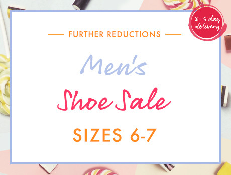 9337079954c51c Discounts from the Men s Shoe Sale  Sizes 6-7 sale