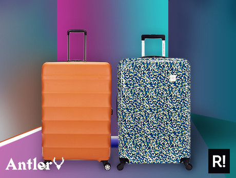 aed83ebdd Discounts from the Antler & Revelation Luggage sale | SECRETSALES