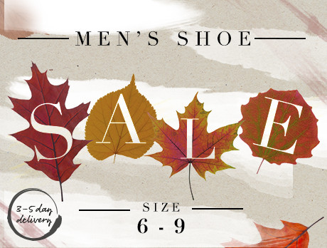 946574dffa0de4 Discounts from the Men s Shoe Sale  Size 6-9 sale