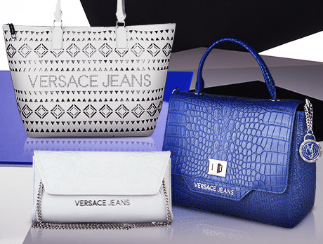 Discounts from the Versace Jeans Bags sale   SECRETSALES 83e3496e2e