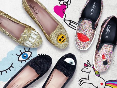 7de186ca31a Discounts from the Chiara Ferragni Shoes sale
