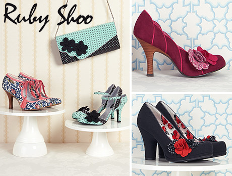 42ac65de1 Discounts from the Ruby Shoo sale | SECRETSALES