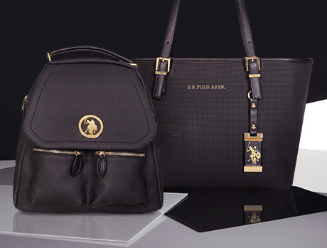 58bac14367 Discounts from the US Polo Assn Handbags sale