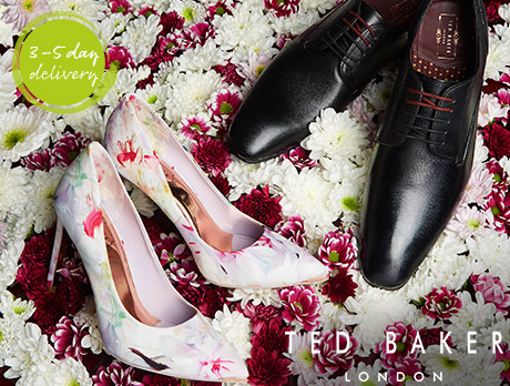 ea48e2e65 Discounts from the Ted Baker Shoes sale