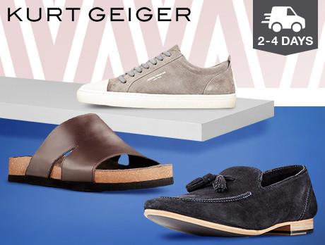 Kurt Geiger for Men