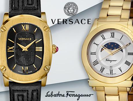 4bb75465 Discounts from the Versace & Ferragamo Watches sale   SECRETSALES