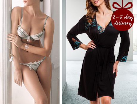 0e6b2ab9ea Discounts from the Last-Minute Gifts  Lingerie sale