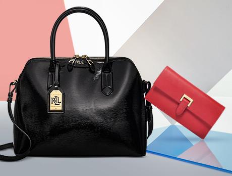 Discounts from the Lauren Ralph Lauren Handbags sale  d98926b812c53