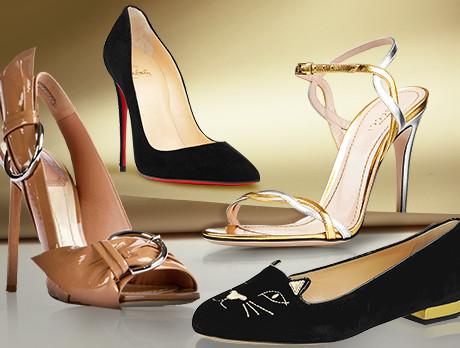 The Luxury Shoe Lounge