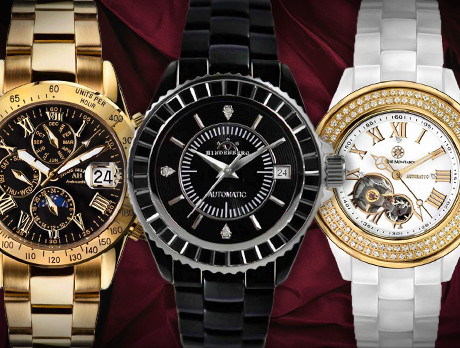 The Watch Cabinet: Bestsellers