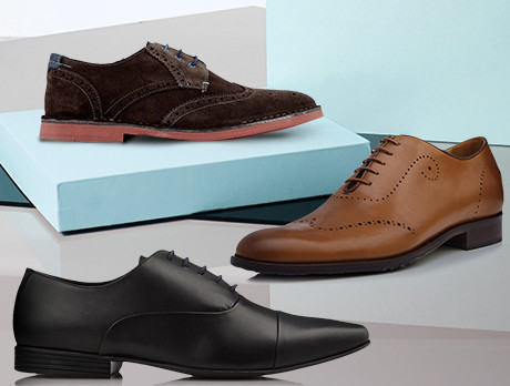 The Leather Shoe Edit for Men