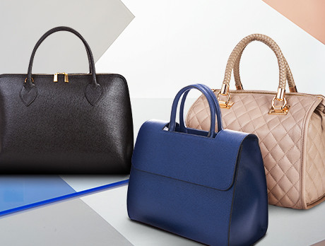 Luxe Leather Bags: The Edit