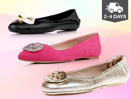 63965d9bba1 Discounts from the Luxe Labels  Flats   Sandals sale