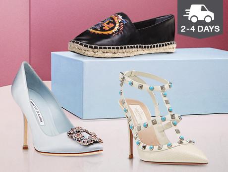 The Luxury Shoe Boutique