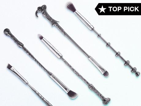 Harry Potter-Inspired Brushes