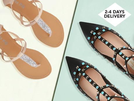 Summer Soles: Sandals & More