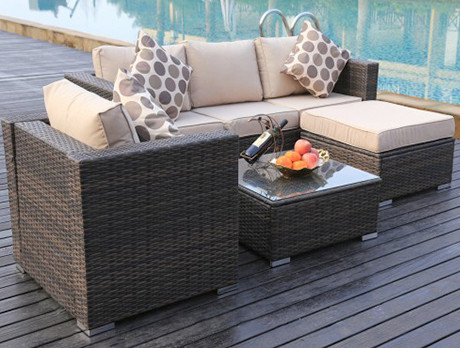 Yakoe Monaco Sofa Sets