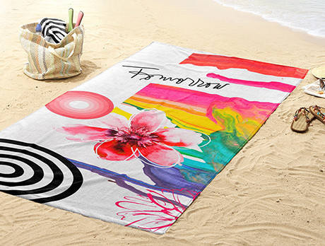 HIP & Melli Mello Beach Towels