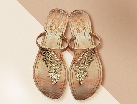 Grendha Sandals: £19 & Under