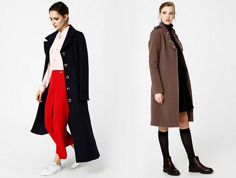 Fall Essentials: Coats