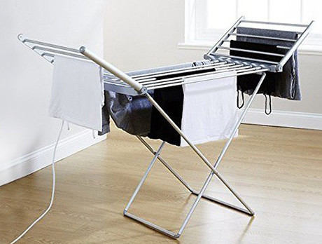 Heated Clothes Rails