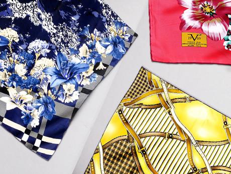 Versace 1969 Abbigliamento Sportivo Scarves