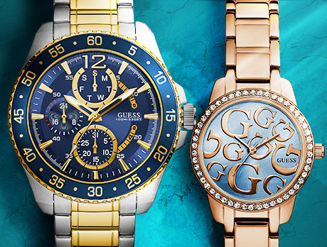 50f19ef4f81ff Discounts from the Guess Watches sale