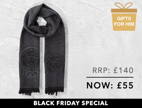 Discounts from the Versace Collection Scarves sale   SECRETSALES 6603cf32db