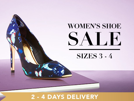 06dbc1bfe7b Discounts from the Women s Shoe Sale  Sizes 3-4 sale