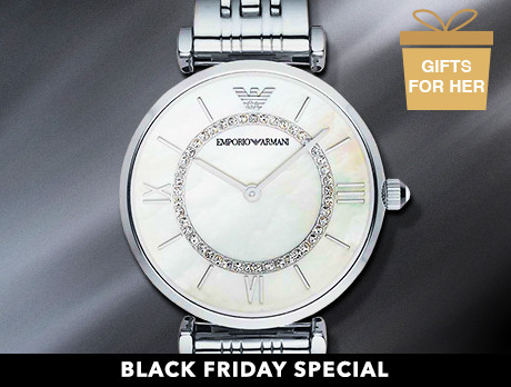Discounts From The Emporio Armani Women S Watches Sale