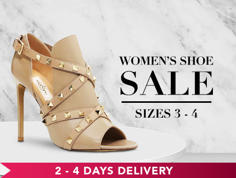 Women's Shoes: Sizes 3-4