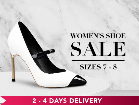 8bb482a586cb Discounts from the Women s Shoes  Sizes 7-8 sale
