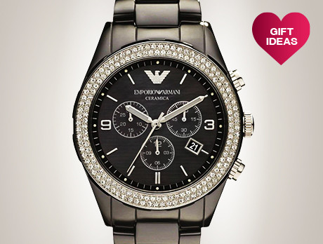 Emporio Armani Watches For Her