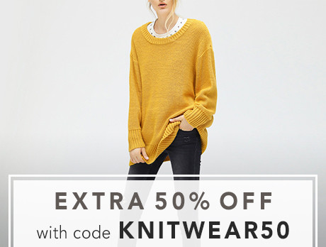 Women's Knits: Mango & More