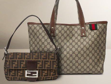 Vintage Gucci & Fendi