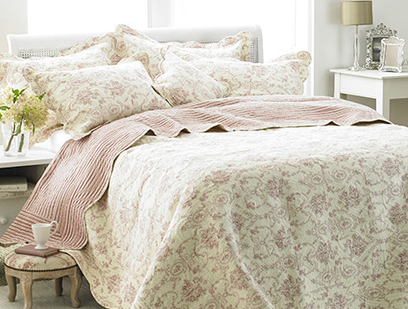 Surprising Discounts From The Shabby Chic Bedspreads Sale Secretsales Download Free Architecture Designs Scobabritishbridgeorg