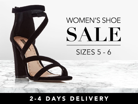 Discounts from the Women s Shoes  Sizes 5-6 sale  05acdc9af7