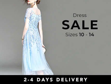 The Dress Sale: Sizes 10-14