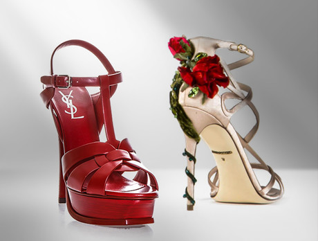 Sell Your Sole: Designer Heels