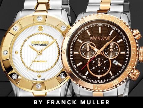 Roberto Cavalli Watches
