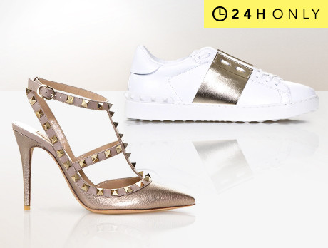 a72d3e473687 Discounts from the Valentino Shoes sale   SECRETSALES