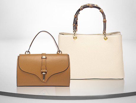 The Luxe Leather Bag Boutique