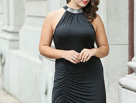An Evening Out: Curvy Styles