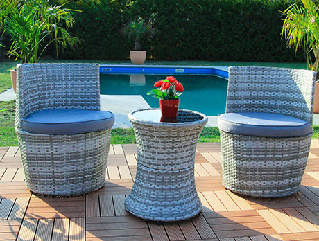 Garden Rattan Lounge Sets